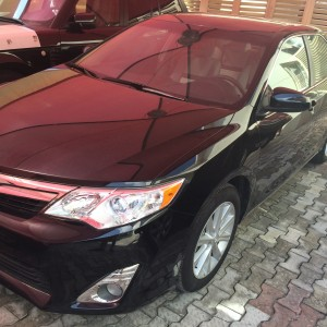 TOYOTA CAMRY XLE X9 2013