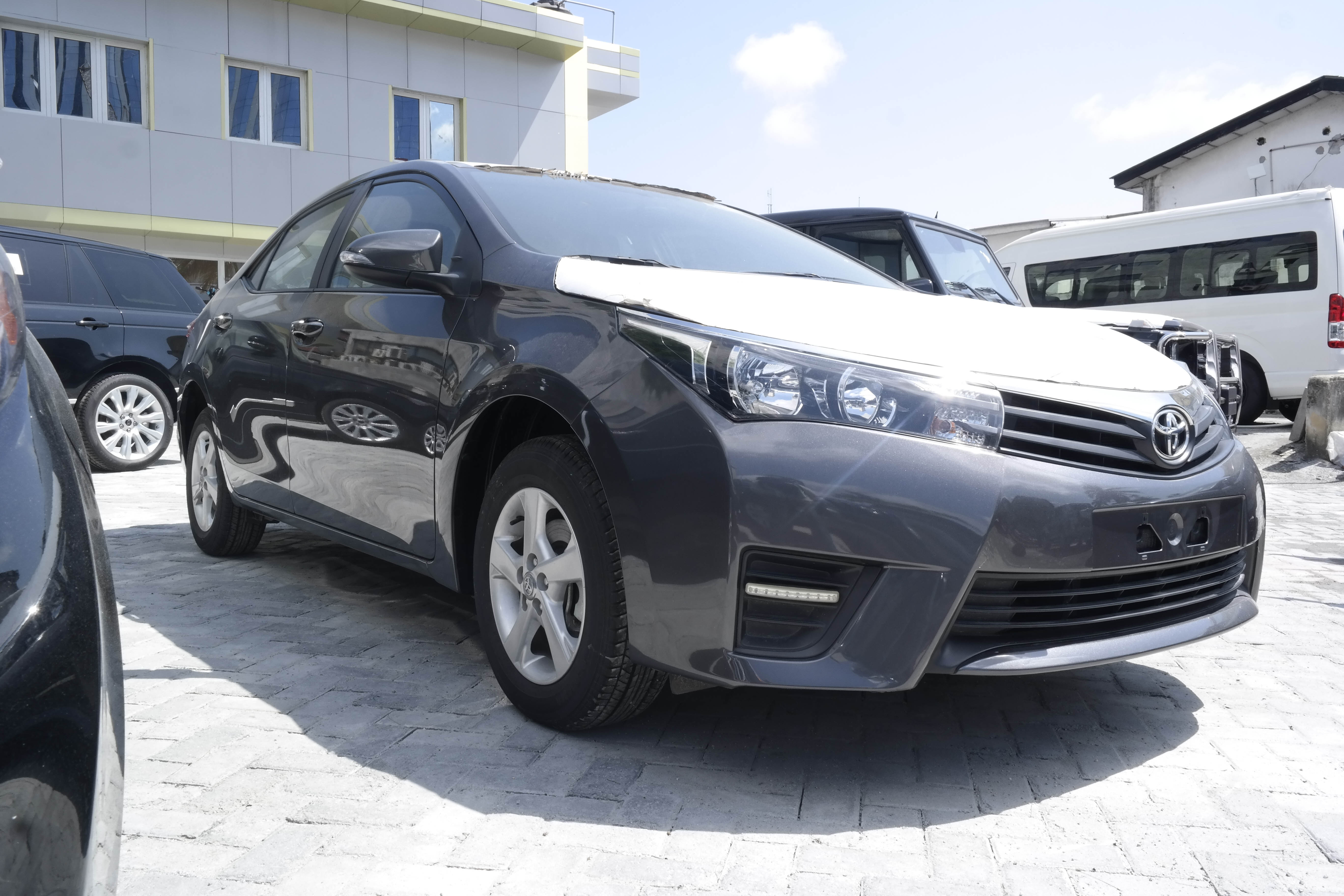 Buy Toyota Cars In Nigeria
