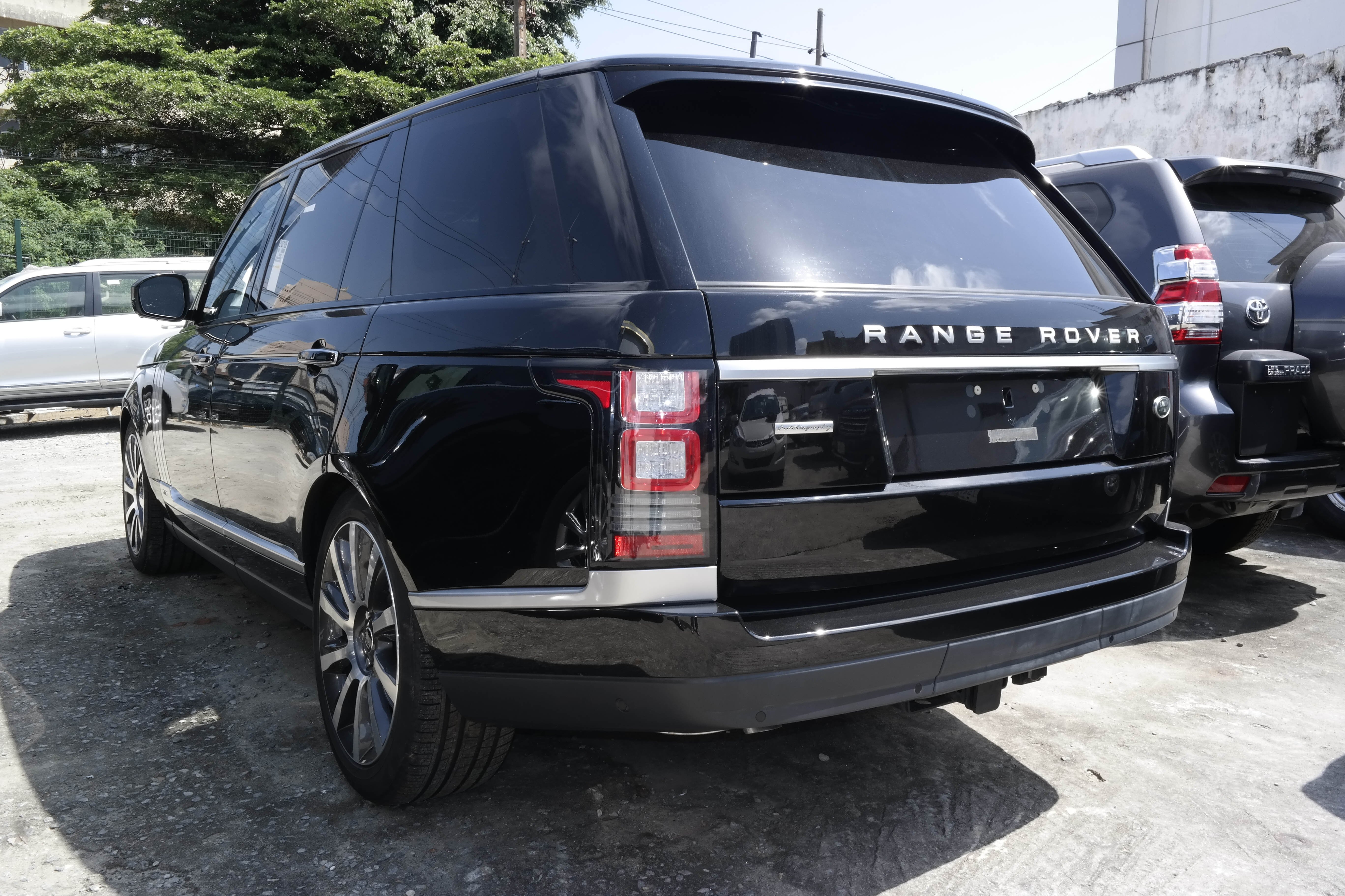 RANGE ROVER New & Used Cars for Sale Nigeria Zham Auto